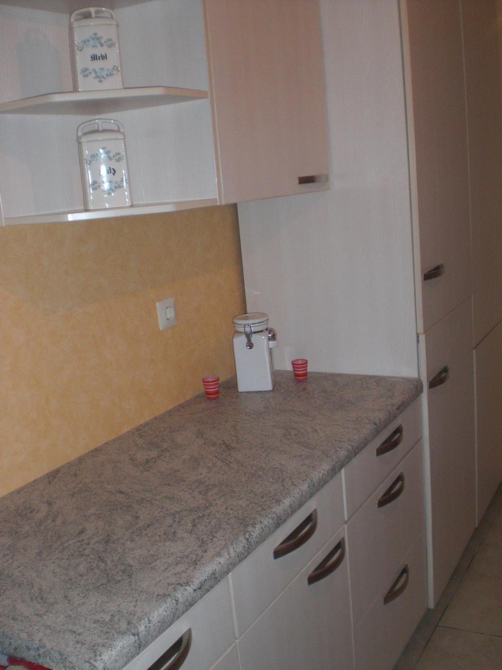 ferienhaus juechsental im thueringenland die k che. Black Bedroom Furniture Sets. Home Design Ideas